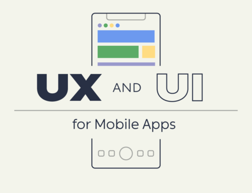 What is UX and UI for Mobile Apps?