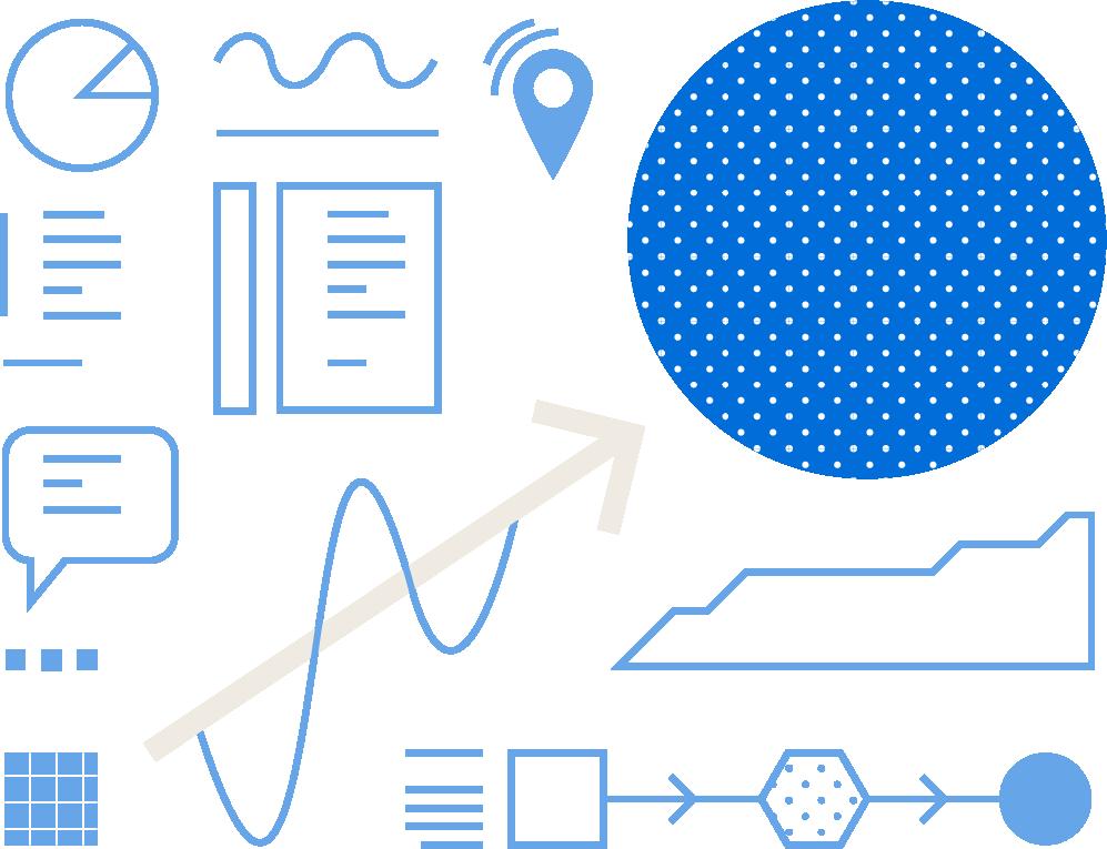 Managed Services - Msrkitiq custom illustration