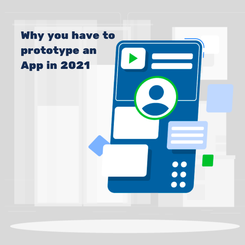 app prototyping custom illustration